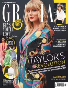 Grazia UK – 09 September 2019