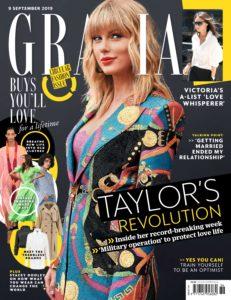 Grazia UK – 03 September 2019