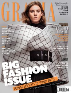 Grazia UK – 17 September 2019