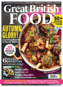 Great British Food – September 2019