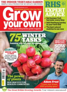 Grow Your Own – October 2019