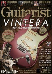 Guitarist – October 2019