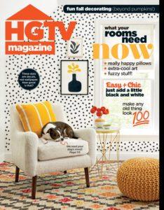 HGTV Magazine – October 2019