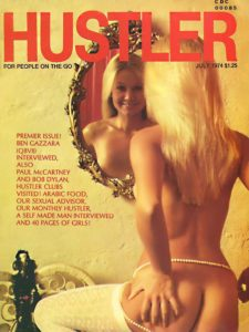 HUSTLER USA – July 1974