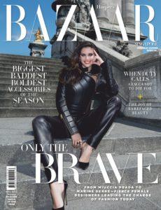 Harper's Bazaar Singapore – October 2019