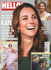 Hello! Magazine UK – 07 October 2019