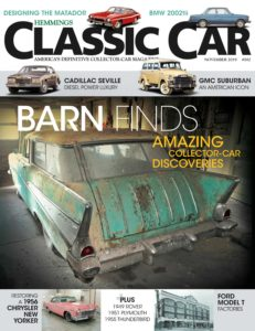 Hemmings Classic Car – November 2019