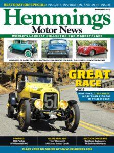 Hemmings Motor News – November 2019