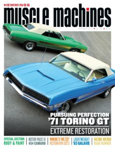 Hemmings Muscle Machines – November 2019