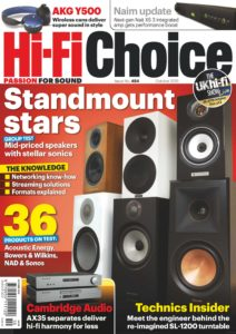 Hi-Fi Choice – October 2019