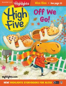 Highlights High Five – November 2019