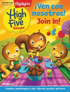 Highlights High Five Bilingue – November 2019