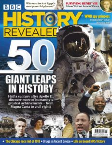 History Revealed – August 2019