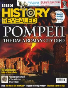 History Revealed – October 2019