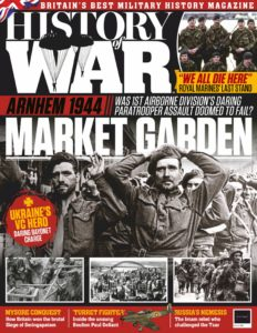 History of War – Issue 72, November 2019