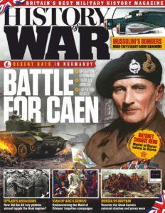 History of War – September 2019