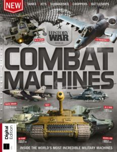 History of War Book of Combat Machines – Fifth edition 2019