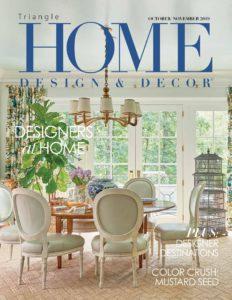 Home Design & Decor Triangle – October-November 2019