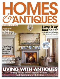 Homes & Antiques – October 2019