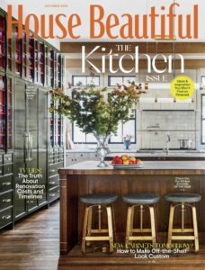 House Beautiful USA – October 2019