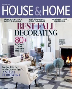 House & Home – October 2019