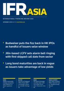 IFR Asia – September 14, 2019