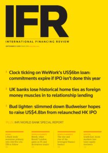 IFR Magazine – September 21, 2019