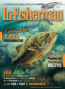 In-Fisherman – October 2019