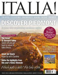 Italia! Magazine – October 2019