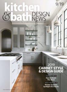 Kitchen & Bath Design News – September 2019