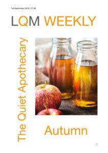 LQM Weekly – 14 September 2019