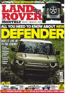 Land Rover Monthly – November 2019