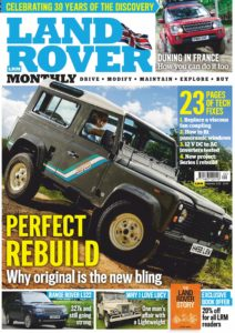 Land Rover Monthly – September 2019