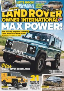 Land Rover Owner – August 2019