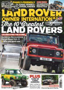 Land Rover Owner – October 2019