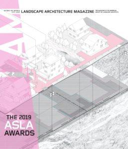 Landscape Architecture Magazine USA – October 2019
