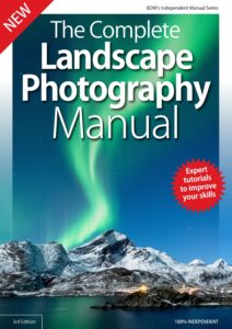 Landscape Photography Complete Manual – 3rd Edition 2019