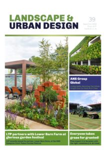 Landscape & Urban Design – September-October 2019