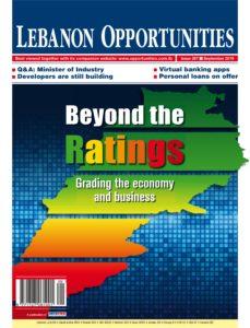 Lebanon Opportunities – September 2019