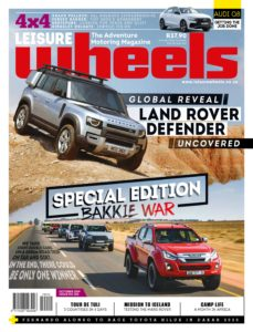 Leisure Wheels – October 2019
