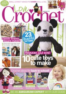 Love Crochet – September 2019