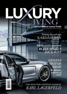 Luxury Living – Issue 8 2019
