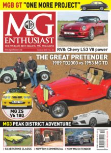 MG Enthusiast – October 2019