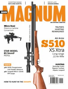 Man Magnum – October 2019