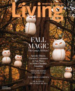 Martha Stewart Living – October 2019