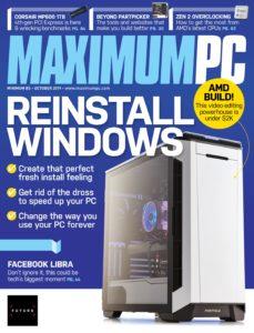 Maximum PC – October 2019
