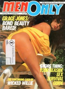 Men Only – Volume 50 Number 6, 1985