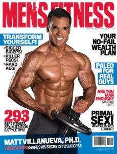 Mens Fitness South Africa – September-October 2019