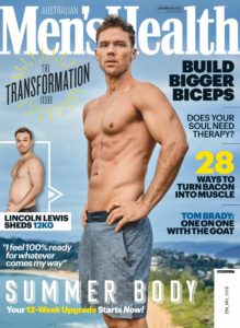 Mens Health Australia – October 2019
