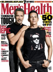 Mens Health USA – October 2019
